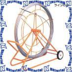 ショッピングGW gw-0920/ジェフコム DENSAN 地中線工具 シルバーグラスライン φ9 200m 線のみ GW-0920