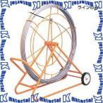 ショッピングGW 【P】gw-0930/ジェフコム DENSAN 地中線工具 シルバーグラスライン φ9 300m 線のみ GW-0930