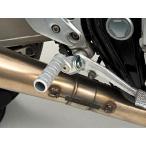 ショッピングDAYTONA DAYTONA-デイトナ- ビッグバイク用 マルチステップ XJR1300/FZS1000他 ヤマハ車用 タイプ1 クリアーアルマイト 60620