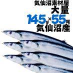 業務用さんま145g前後55尾  冷凍  送料無料 お取り寄せグルメ 秋刀魚 サンマ 海鮮