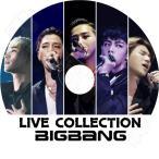 K-POP DVD/BIGBANG LIVE COLLECTION/ビックバン ジードラゴン ソル(テヤン) トップ スンリ ディライト(デソン) KPOP