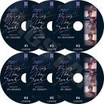 K-POP DVD/BTS Bring The Soul EP1-6 (6枚SET)(日本語字幕あり)/防弾少年団 ラップモンスター シュガ ジン ジェイホープ ジミン ブィ ジョングク