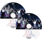 K-POP DVD/BTS お盆特集 ALL ABOUT BTS(2枚SET)(2019.09.12/09.13)(日本語字幕あり)/防弾少年団 RM シュガ ジン ジェイホープ ジミン ブィ ジョングク