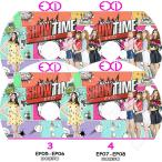 K-POP DVD/EXID Showtime (4枚 Set)(EP1-EP8)(日本語字幕あり)/イーエクスアイディ ソルジ エリー ハニ ヘリン ジョンファ KPOP