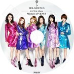 K-POP DVD/Hello Venus 2017 PV&TV セレクト★Mysterious I'm ill Wiggle Wiggle  Sticky Sticky Where Are You Like Tea/ハロービーナス アリス..