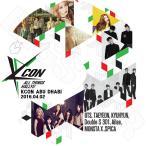 K-POP DVD/KCON ABU DHABI (2016.04.02)/BTS TAEYEON KYUHYUN SS301 AILEE MONSTA X SPICA/防弾少年団 モンスターエックス KPOP