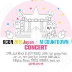 K-POP DVD/KCON 2016 JAPAN x M COUNTDOWN CONCERT(2016.04.14)/2PM AOA Block B TWICE MONSTA X他/LIVE KPOP