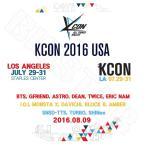 K-POP DVD/KCON 2016 IN USA LA (2016.08.09)/BTS SHINee MONSTA X GFRIEND TWICE 他