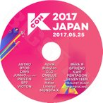 K-POP DVD/2017 KCON in Japan (2017.05.25)/CNBLUE BLOCK B GOT7 SEVENTEEN MONSTA X BTOB Apink GRIEND PRISTIN WJSN Lovelyz 他 KPOP DVD