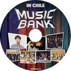 K-POP DVD/Music Bank IN CHILE(2018.04.11)/Wanna One Twice Taemin BAP VIXX SF9 Park Bogum 他