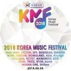 K-POP DVD/2018 Korea Music Festival (2018.08.08)/SHINee Wanna One Twice iKON Exid BTOB Apink NCT127 Mamamoo AOA Momoland WJSN GUGUDAN 他