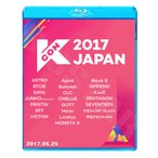Blu-ray/2017 KCON in Japan (2017.05.25)/CNBLUE BLOCK B GOT7 SEVENTEEN MONSTA X BTOB Apink GRIEND PRISTIN WJSN Lovelyz 他 KPOP ブルーレイ