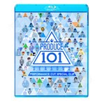 Blu-ray/PRODUCE 101シーズン2 Performance Cut Special Clip/プロデュース101 Wanna One ブルーレイ