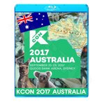 Blu-ray/2017 KCON In Australia (2017.09.22-23)/EXO WANNA ONE MONSTA X Girl`s Day SF9 VICTON PENTAGON 他