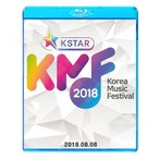 Blu-ray/2018 Korea Music Festival (2018.08.08)/SHINee Wanna One Twice iKON Exid BTOB Apink NCT127 Mamamoo AOA Momoland WJSN GUGUDAN 他