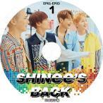 K-POP DVD/SHINee SHINEE`s BACK #1 (EP01-03)(日本語字幕あり)/SHINee シャイニーオンユ キー ミンホ テミン KPOP DVD