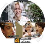 K-POP DVD/SHINee 4つのショー TAEMIN編 (2014.08.19)(日本語字幕あり)/TAEMIN DVD