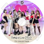 K-POP DVD/TWICE 2018 TV COLLECTION★Say Yes What I s Love Merry & Happy Likey Signal Knock Knock TT JELLY JELLY 1 TO 10 CHEER UP LIKE OOH AHH..