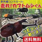 カブト虫 カブトムシ おもちゃ ラジコン ラジコンカー リモコン オモチャ 玩具 走れ!RCカブトムシくん