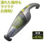 掃除機 クリーナー ハンディ 軽量 軽い ハンディクリーナー 充電式 コードレス ハンドクリーナー 水場 掃除用具  326019