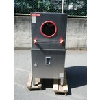 【送料見積】2013年横河ガス食器洗浄機A500●ブースター新品