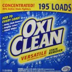 OXICLEAN オキシクリーン STAINREMOVER 5.26kg シミ取り 漂白剤