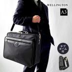 アタッシュケース ソフト A3 軽量 ビジネスバッグ フライトケース パイロットケース メンズ KBN21218