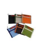 ネコポス対応 キッズ財布 二つ折り財布 子供用財布 小銭入れ マジックテープ 財布