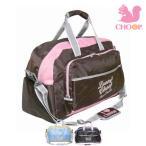 ボストンバッグ 女子 修学旅行 CHOOP (シュープ) キラキラロゴボストンバッグ 1256/修学旅行 スポーツバッグ かわいい 女の子 キッズ 子供用 可愛い 女子