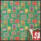 壁紙 のり付き のりつき クロス 国産壁紙 Nathalie Lete ナタリー レテ デザイン シンコール BB-9630