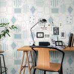 壁紙 のりなし クロス 国産壁紙 パターン フレーム 額縁 イラスト 防かび リリカラ LL-5242