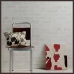 壁紙 のり付き のりつき クロス 国産壁紙 デザイン パターン ウッド ストーン  白 レンガ ルノン RH-9391