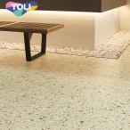 半額 フロアタイル フロアータイル 東リ 床材 ストーン 石目 ロイヤルストーン 大谷石(おおやいし) PST-1209