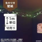 クロス生のり付き壁紙/ルノン ディズニープレミアムコレクション RPS-1225(販売単位1m)しっかり貼れる生のりタイプ(原状回復できません)