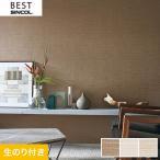 壁紙 クロス のり付き 南国を思わせるアジアンティックな色合い 無地・織物調壁紙 シンコール *BB8044/BB8053
