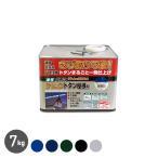 ペンキ・塗料 高耐久シリコントタン屋根用 7kg*RS/GR__np-ksy-700