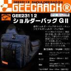 ジークラック GEE23112 ショルダーバッグ GII ブルー GEECRACK SHOULDER BAG GII 4571473527845