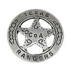 テキサスレンジャー ピンバッジ SPN015