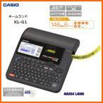 【メーカー再生品】 CASIO KL-G1 ブラック カシオ CASIO 20周年記念モデル ネームランド