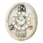 FW580W セイコー 電波からくり時計 「ディスニータイム ミッキー&ミニ-」