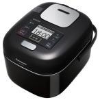 パナソニック 圧力IH炊飯器 Wおどり炊き SR-JW058-KK 炊飯器