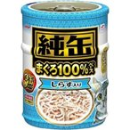 アイシア E399579H 純缶ミニ しらす入り 65g×3缶パック
