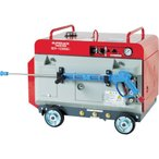 スーパー工業 SEV1230SSI スーパー工業 エンジン式 高圧洗浄機 SEV-1230SSi(防音型)