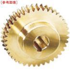 協育歯車工業 G1A50L2P8 KG ウォームギヤ モジュール1.0 アルミニウム青銅鋳物(CAC702)
