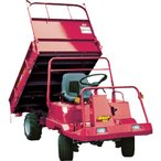 筑水キャニコム J80MDP CANYCOM 小型特殊自動車下町小町(油圧ダンプ 4WD 500kg積載)