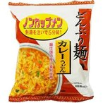 トーエー食品 E460488H トーエー どんぶり麺 カレーうどん ノンカップメン 86.8g