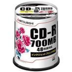 ��Ǽ���ܰ¡������֡ۻ�ɩ���إ�ǥ��� SR80PP100 CD-R 1��Ͽ�� 700MB 48��® 100��