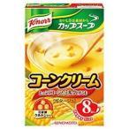 ds-2182141 (まとめ)味の素 クノール カップスープ コーンクリーム 1箱(19.2g×8食)【×10セット】 (ds2182141)