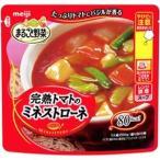ds-2182481 (まとめ)明治 まるごと野菜 完熟トマトのミネストローネ(200g)【×10セット】 (ds2182481)