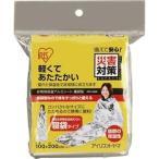 ds-2301608 (まとめ)アイリスオーヤマ 非常用保温アルミシート寝袋型 JTH-1020 1枚【×10セット】 (ds2301608)